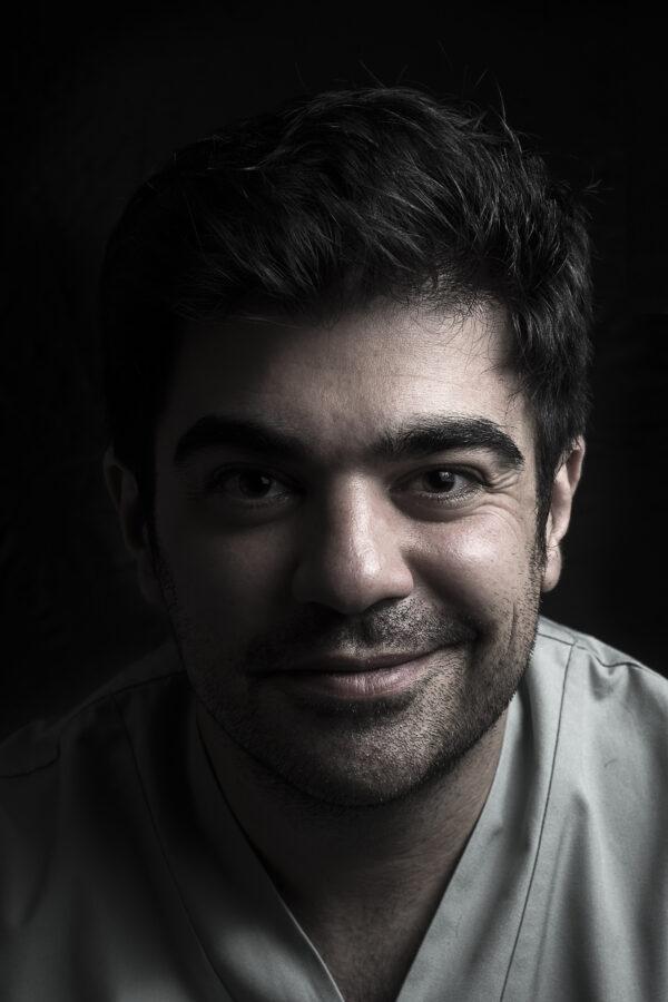<strong>Daniel Robles Cantero</strong>