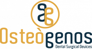 Logotipo Osteo¦ügenos